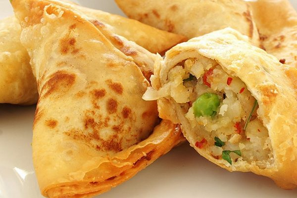 Lamb Samosa Recipe