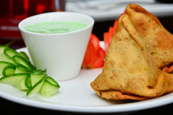 Classic Vegetable Samosa Recipe